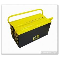 Ящик инструментальный металлический 400х200х200мм БМ 930400
