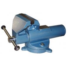 Тиски слесарные ТСЦ-180 цилиндрические сталь (Глазов)