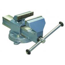Тиски слесарные ТССН-125 неповоротные сталь (Глазов)
